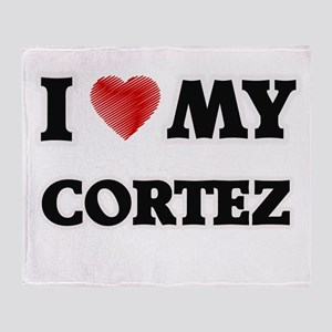 I love my Cortez Throw Blanket