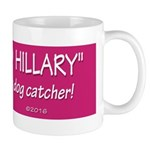 Crooked Hillary Mugs