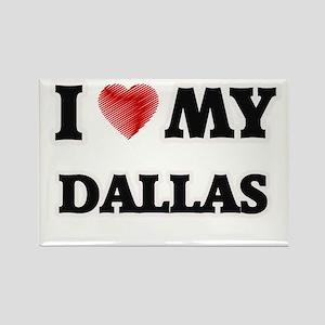 I love my Dallas Magnets