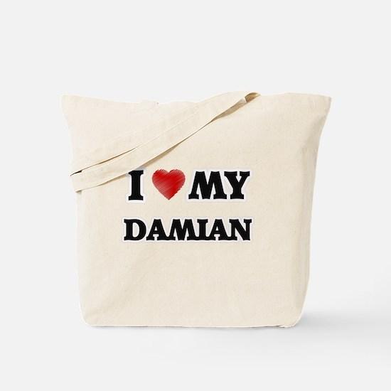 I love my Damian Tote Bag