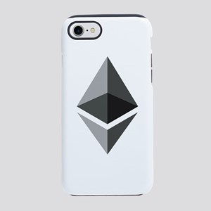 HD Ethereum Official Logo Et iPhone 8/7 Tough Case
