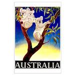Australia Travel and Tourism Print Poster