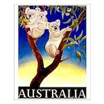 Australia Travel and Tourism Print Small Poster