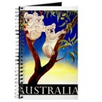 Australia Travel and Tourism Print Journal