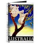 Australia Travel and Tourism Print Journal