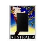 Australia Travel and Tourism Print Picture Frame