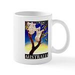Australia Travel and Tourism Print Mugs