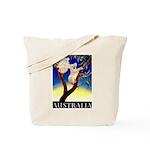 Australia Travel and Tourism Print Tote Bag