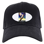 Australia Travel And Tourism Print Black Cap