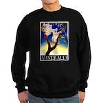 Australia Travel and Tourism Print Sweatshirt
