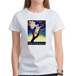 Australia Travel and Tourism Print T-Shirt