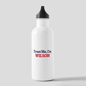 Trust Me, I'm Wilson Stainless Water Bottle 1.0L