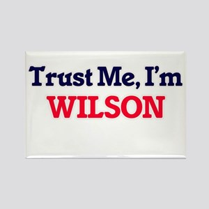 Trust Me, I'm Wilson Magnets