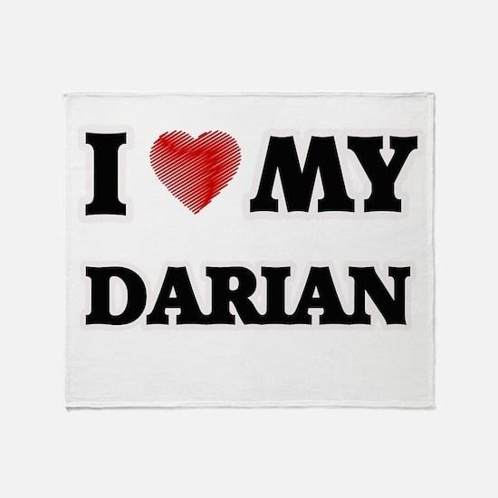 I love my Darian Throw Blanket