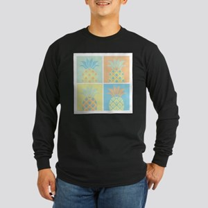 Pineapples Long Sleeve T-Shirt
