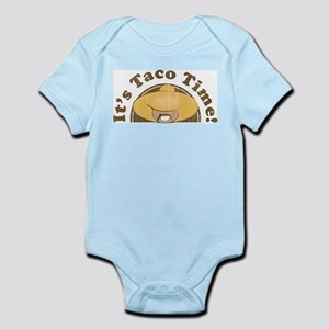 It's Taco Time! Infant Creeper