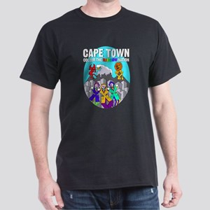 Cape Town Rainbow Nation T-Shirt