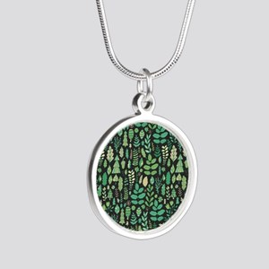 Forest Pattern Necklaces