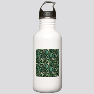 Forest Pattern Water Bottle