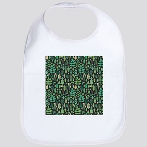 Forest Pattern Bib