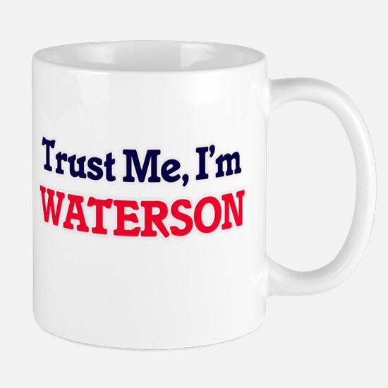 Trust Me, I'm Waterson Mugs