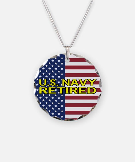 U.S. Navy: Retired (American Necklace