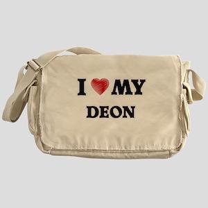 I love my Deon Messenger Bag