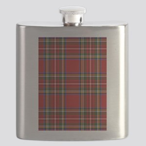 Royal Stewart Flask