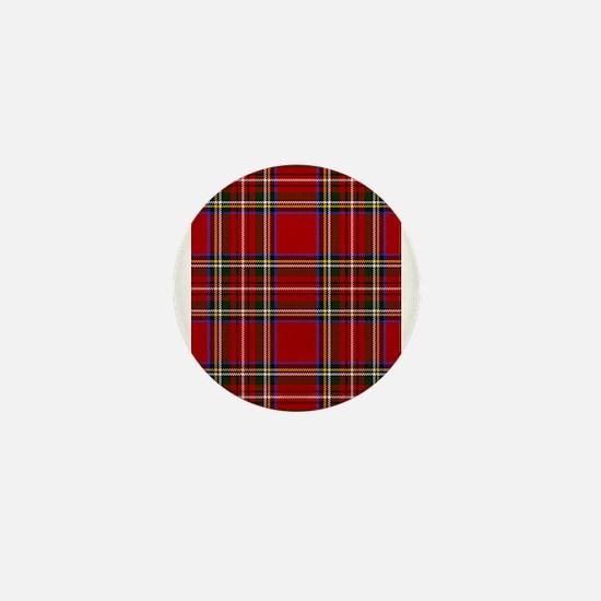 Royal Stewart Mini Button