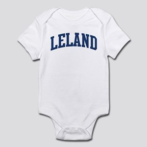 LELAND design (blue) Infant Bodysuit