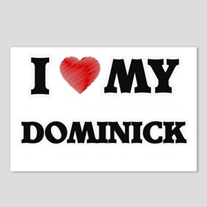 I love my Dominick Postcards (Package of 8)