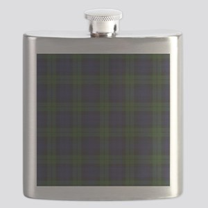 Black Watch Tartan Flask