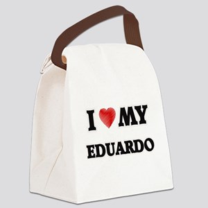 I love my Eduardo Canvas Lunch Bag