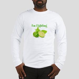 Fighting Long Sleeve T-Shirt