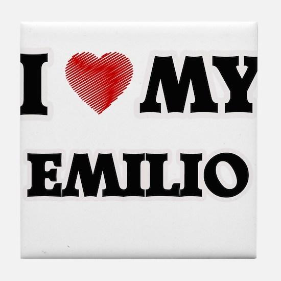 I love my Emilio Tile Coaster