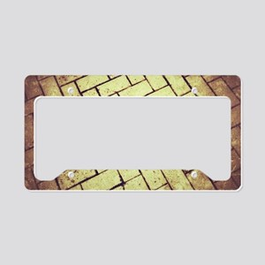 Path One License Plate Holder