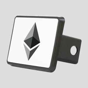 HD Ethereum Official Logo Rectangular Hitch Cover