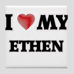 I love my Ethen Tile Coaster