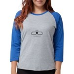 Dear Hipsters Womens Baseball Tee
