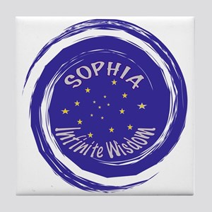 Sophia Tile Coaster