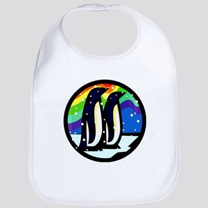 Gay Penguin Bib