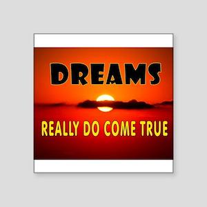 DREAMS Sticker