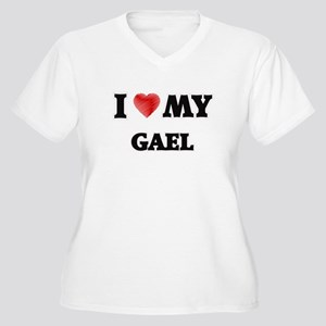 I love my Gael Plus Size T-Shirt