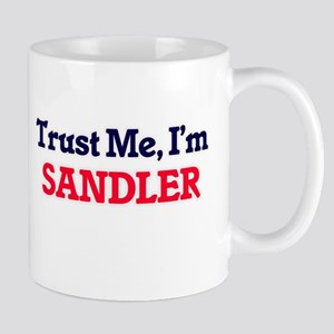 Trust Me, I'm Sandler Mugs