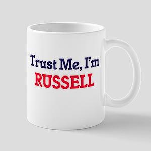 Trust Me, I'm Russell Mugs