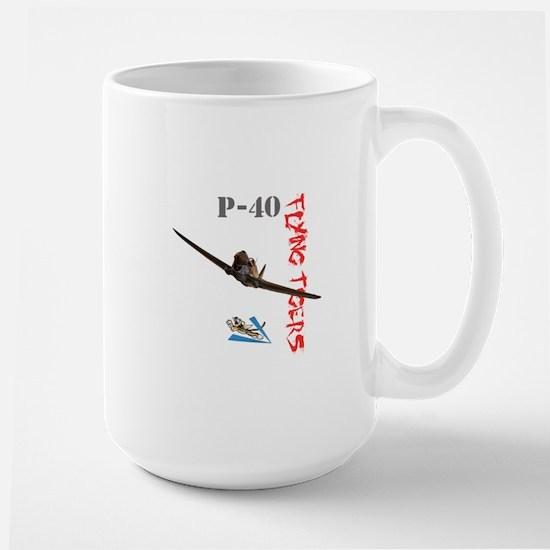 Flying Tigers AVG Mugs