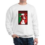 Obey the Italian Greyhound! Sweatshirt