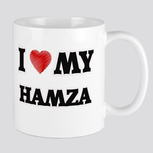 I love my Hamza Mugs