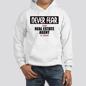 Real Estate Agent Hooded Sweatshirt