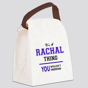 It's RACHAL thing, you wouldn't u Canvas Lunch Bag